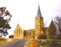 Binda Church - 15 minutes away
