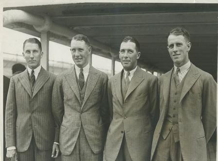 Four Ashton Brothers Polo Team Win in England