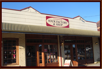 Lindner Sock Factory Crookwell